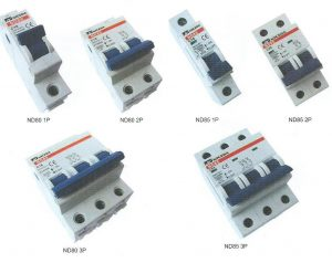 Mini Circuit Breakers_ND80